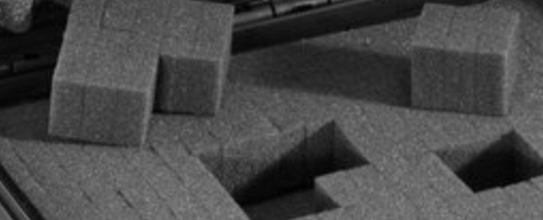 Cubed-foam-cases