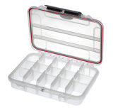Max 002 with 3-15 compartments transparent_