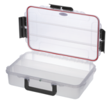 Max 004 with 3 compartments transparent_