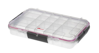 Max 003 with 3-15 compartments transparent