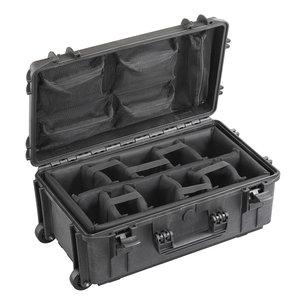 Max 520 Trolley with camera insert & lid organizer