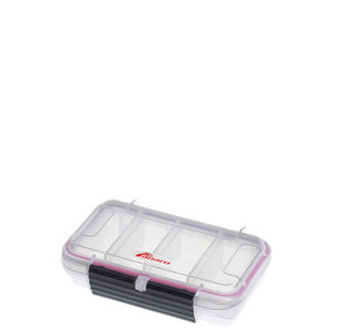 Max 001 with 4 compartments transparent